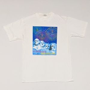 1999 Celebrate Freedom & Blindness Awareness Shirt